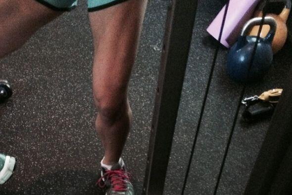 Así lucen sus piernas, ¡impresionante! Aquí los videos más chismosos.