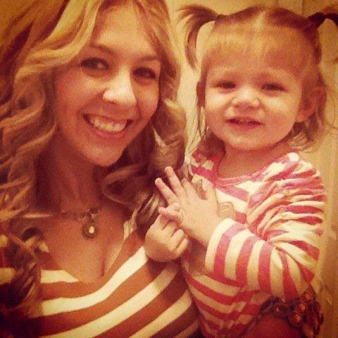 Es su sobrina a la cual quiere mucho como si fuera su propia hija.