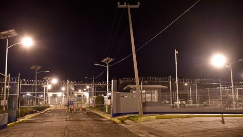 Prisión del Altiplano, en México