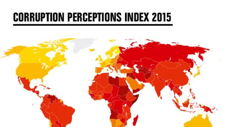 Informe 2015 de Transparencia Internacional