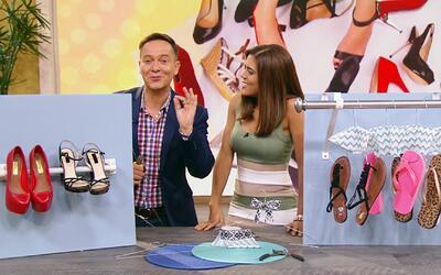 Mira estas grandiosas ideas para organizar tus zapatos en tu clóset