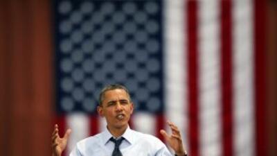 El presidente Barack Obama ganó $789,674 en 2011.