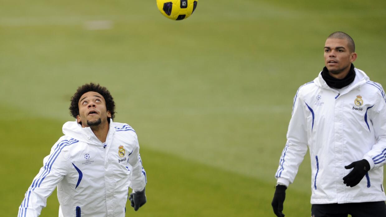 Marcelona y Pepeserán baja junto a Bale.