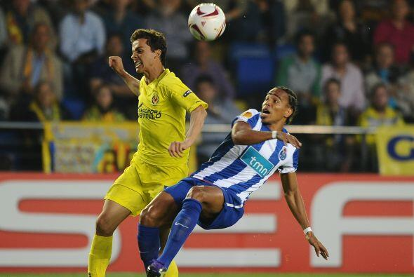Villarreal buscó una remontada heroica ante el Oporto, que en la Ida gan...