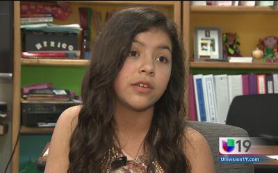 Camino al éxito: Ana Claudia, una joven que sueña con ir a la universidad
