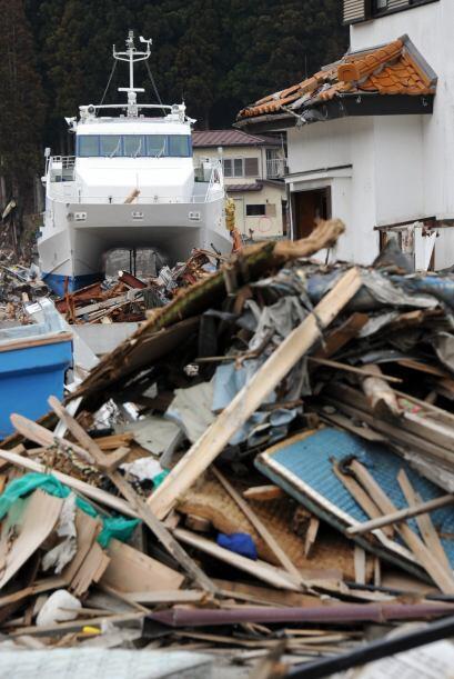 Después se ubica Iwate con 4,440 y Fukushima con 1,544 fallecidos...