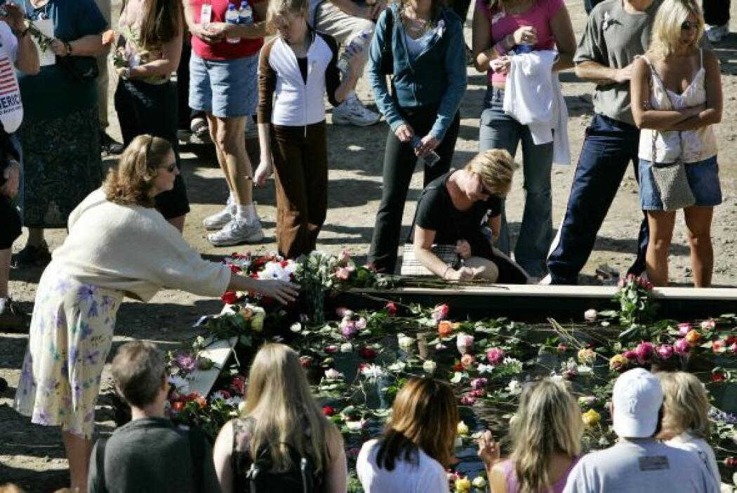 21. Cuarto Aniversario de los ataques del 11 de septiembre  A cuatro año...