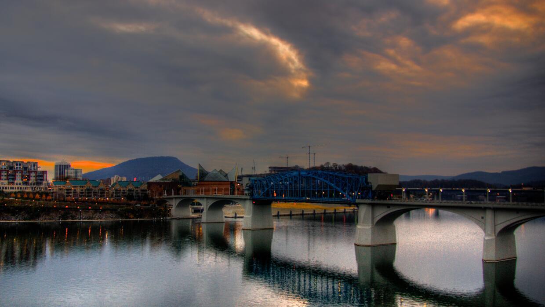 Chattanooga tiene un creciente 'Distrito de Innovación'.