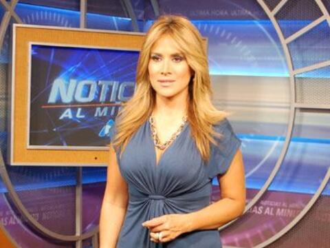 """A Adriana Rodríguez puedes verla todos los días en """"N..."""