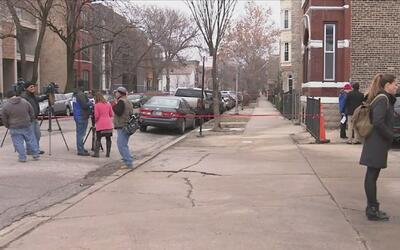 Tiroteos a lo largo de Chicago dejan tres personas muertas y 26 heridas