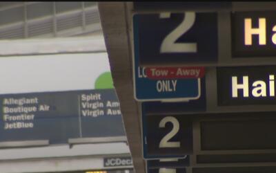 Se esperan al menos 2 millones de usuarios en el aeropuerto de Los Ángel...