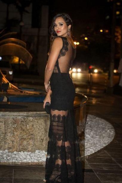 Thaíssa Carvalho novia de Danni Alves de Barcelona.