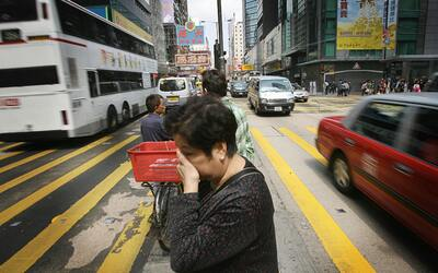 De acuerdo a organismos gubernamentales la contaminación ambiental en Ho...