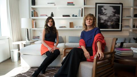 Adriana Ugarte y Emma Suárez discuten la película m&aacute...