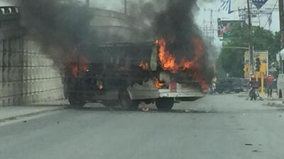 Fuertes enfrentamientos en Reynosa, Tamaulipas