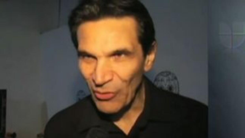 Carlos Pujalte, embajador de México en Venezuela.