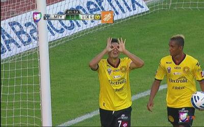 Los Leones Negros empatan 1-1 ante Monterrey