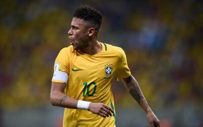 Neymar no irá a Copa América Centenario