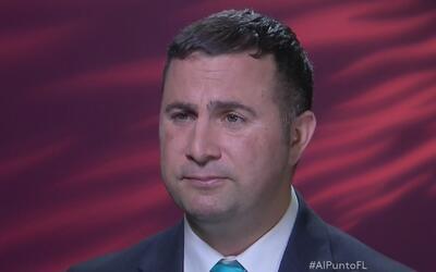Darren Soto busca ser el primer puertorriqueño en el Congreso de Florida