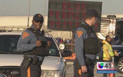 Aumenta seguridad en estadios de Nueva York