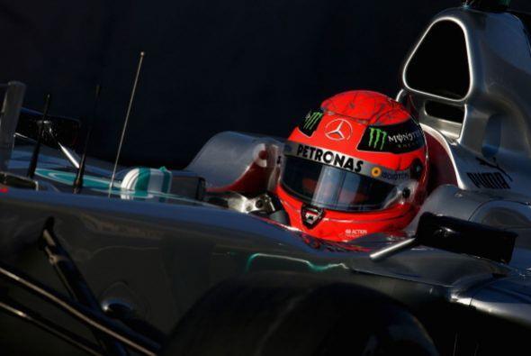 En el Gran Premio de Gran Bretaña de 2009 se fracturó una...