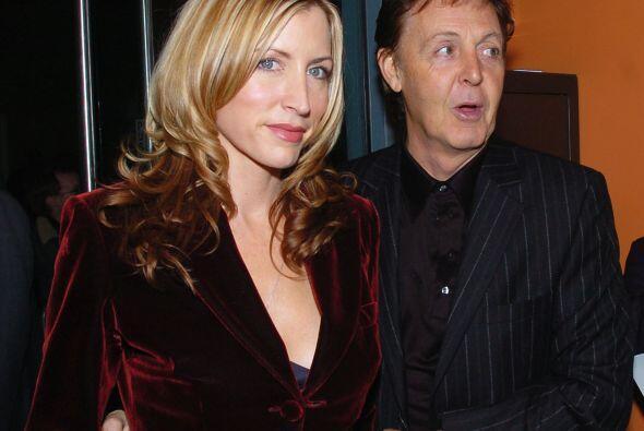 Cuando estaban divorciándose, Heather Mills pidió $400 millones a Paul M...