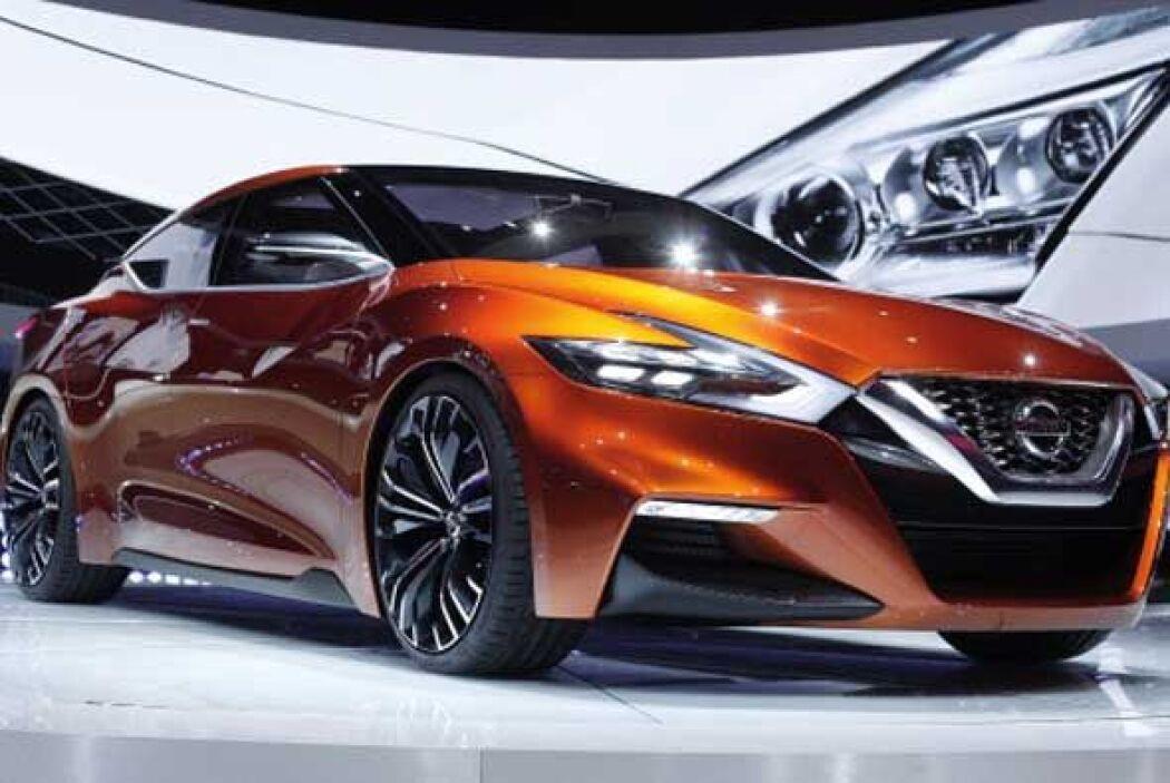 Seguramente Nissan utilizará el Sport Sedan como base para sus diseños f...