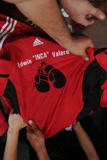 Descanse en paz, Edwin Valero.