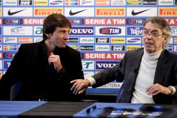 Leonardo técnico del Inter
