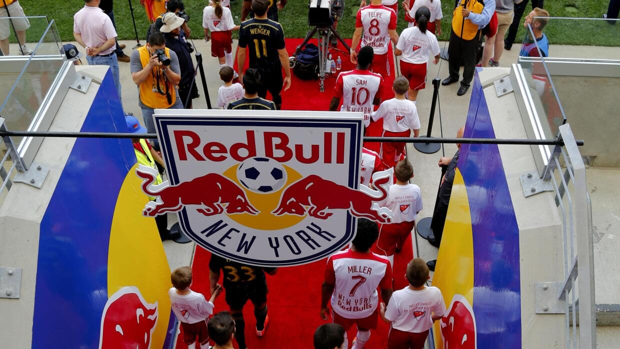 New York Red Bulls.
