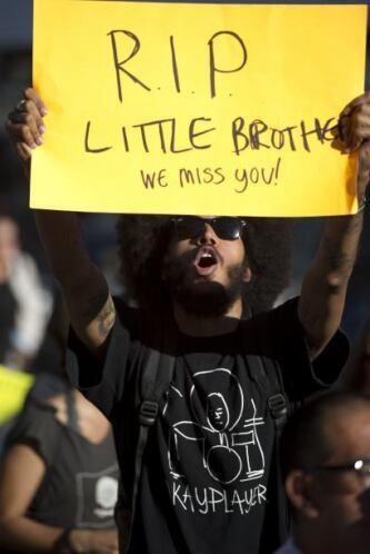 Protestas Trayvon Martin