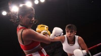 'Cusilla' derrotó a Rodríguez (Foto: Canelo Promotions)
