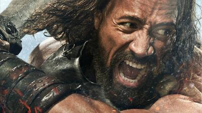 Dwayne Johnson se convierte en Hercules