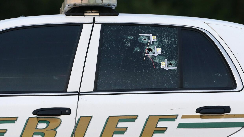 Audio de la radio de la policía en el momento del tiroteo de Baton Rouge