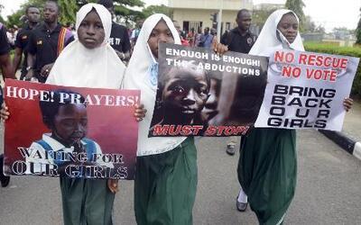Jovencitas nigerianas fueron secuestradas por sus creencias cristianas