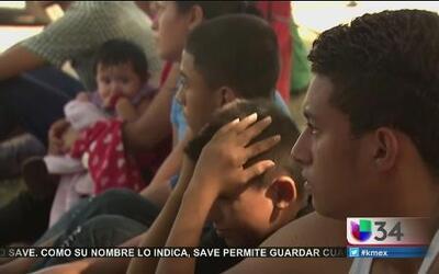 Ley detrás del éxodo de los niños de la frontera