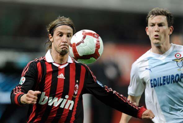 Para los juegos dominicales, el Milan enfrentó al conjunto de Lazio.