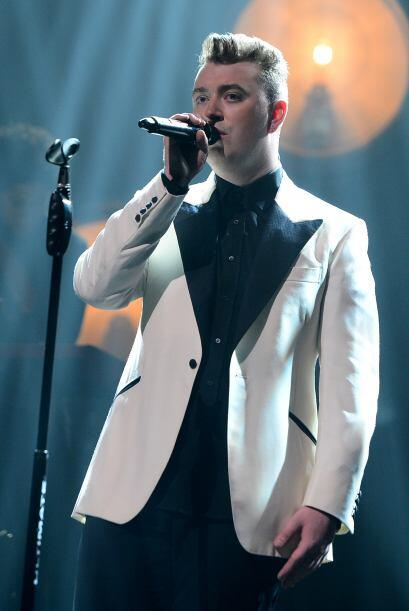 Hablando de talentos en ascenso, también incluyen al cantante Sam...