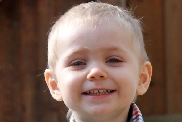 Riley Ward tiene dos años y realizó una proeza al contactar a los servic...