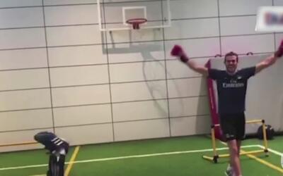 Gareth Bale se peleó con un asistente del Real Madrid, y hasta hubo nocaut