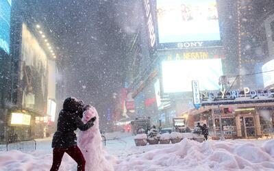 Las recomendaciones de los expertos para enfrentar la tormenta de nieve...