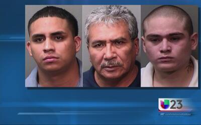 Arrestan a hispanos que 'secuestraron' a otros