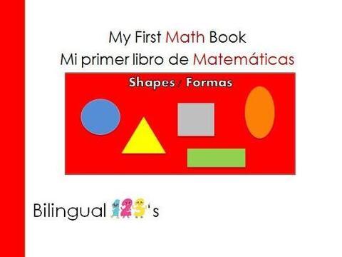 Te traemos este libro bilingüe de matemáticas para aprender y practicar...
