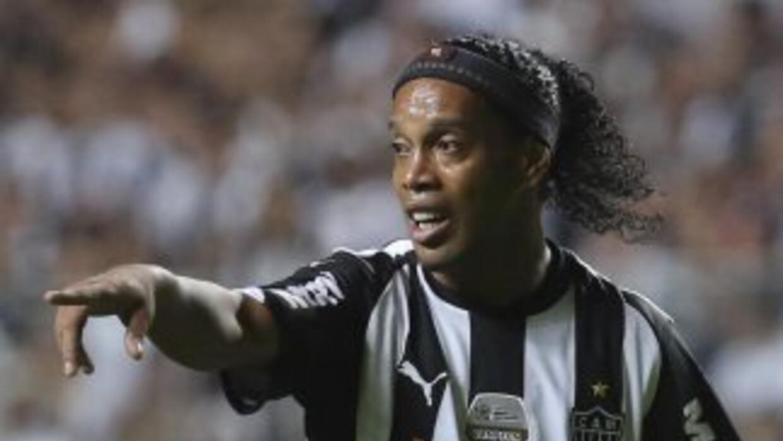 Ronaldinho: 'México es tan especial que espero vivir aqui'