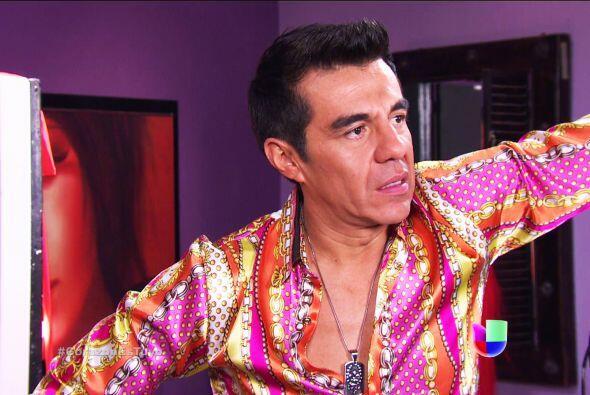 Y ni le hagas caso al Johnny, tú puedes hacer más cosas que bailar.