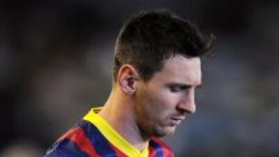 Lionel acumuló su tercera lesión desde el verano pasado y Barcelona no c...