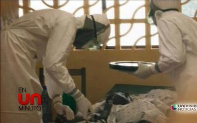 En Un Minuto: otros países con posibles infectados del ébola