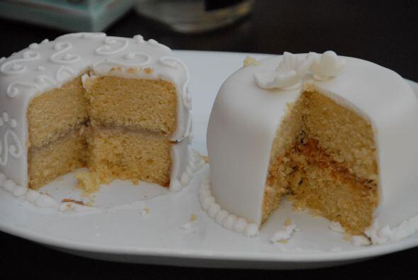 ¿Por cuál de estos dos exquisitos pasteles se habrán decidido?