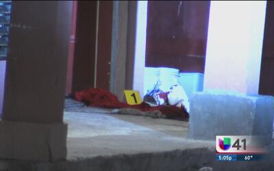 Autoridades investigan el homicidio de una mujer por su novio
