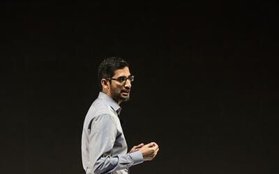 Pichai dice que la inteligencia artificial nos ayudará todo el día.
